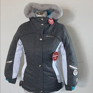 Girls Zeroxpisure All Seasons Systems Jacket